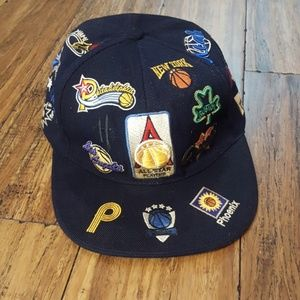 Other - Vintage NBA All Star Basketball players hat